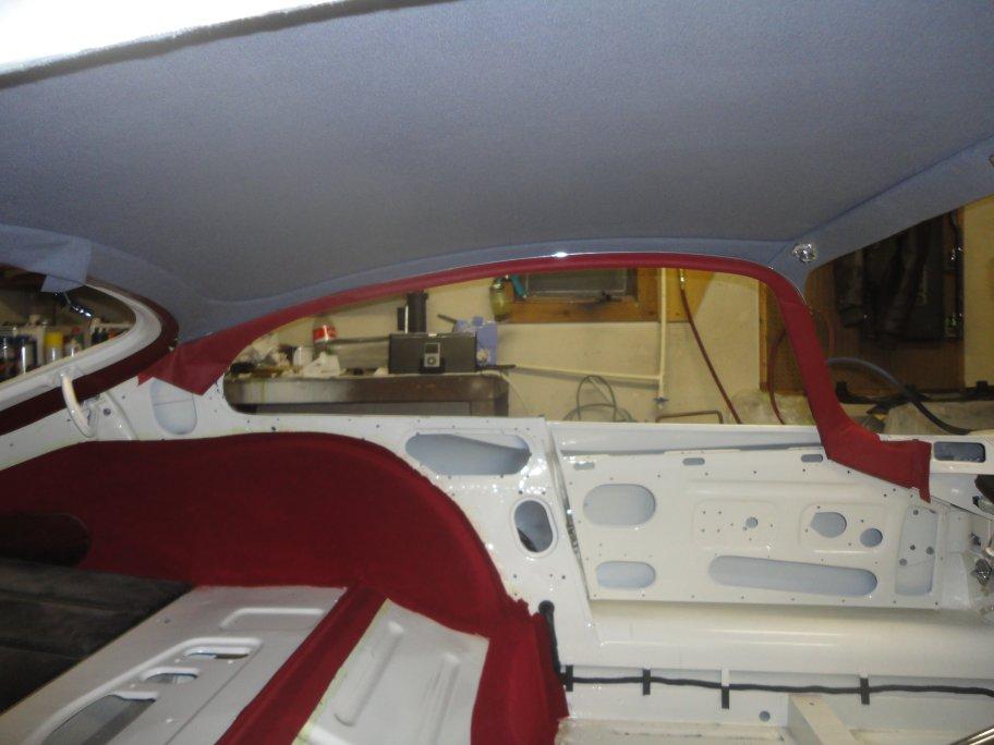1963 Jaguar Series 1 Xke Fhc Restoration Part 29e